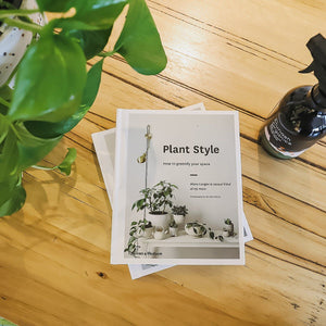Plant Style - Toast and honey studio