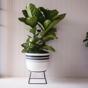 Snug Planter Stand by Ivy Muse - Toast and honey studio