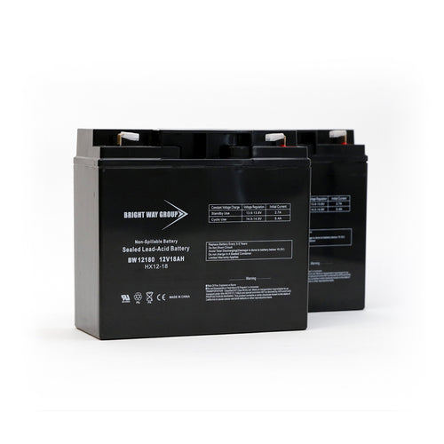 Sealed Lead Acid Batteries - 12V 18AH