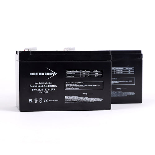 Sealed Lead Acid Batteries - 12V 12AH