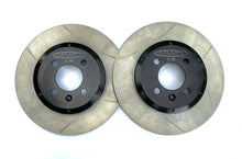 "MMP 11"" 280mm 4x100 HP lightweight two-piece performance brake rotors"