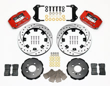 "12.19"" (307mm) Wilwood Mk4 4 Piston Big Brake Kit (Mk4 Chassis '99-'05 5x100)"