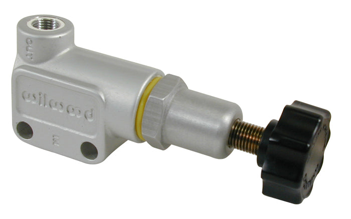 Wilwood Proportioning valve, Knob Style M10x1mm