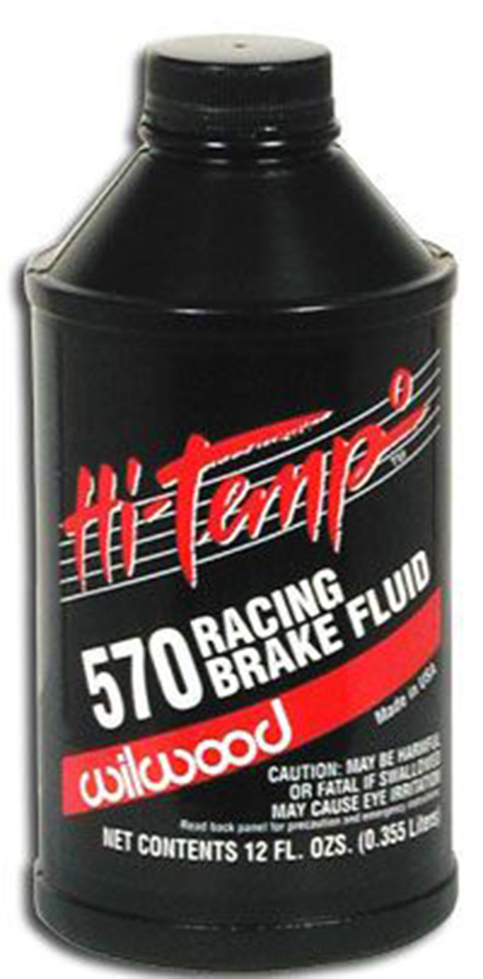 Wilwood 570 Hi-temp racing fluid