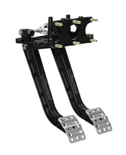 Wilwood reverse swing mount pedal cluster