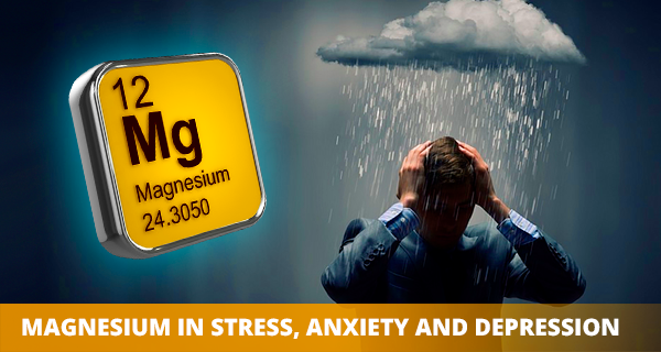 Magnesium in stress, anxiety and depression | SANUS-q