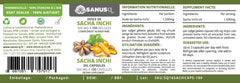 Sacha Inchi Oil capsules - 500 mg | SANUS-q