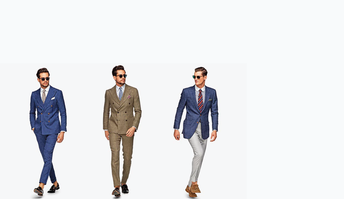 True Gentleman Custom Suit Deals