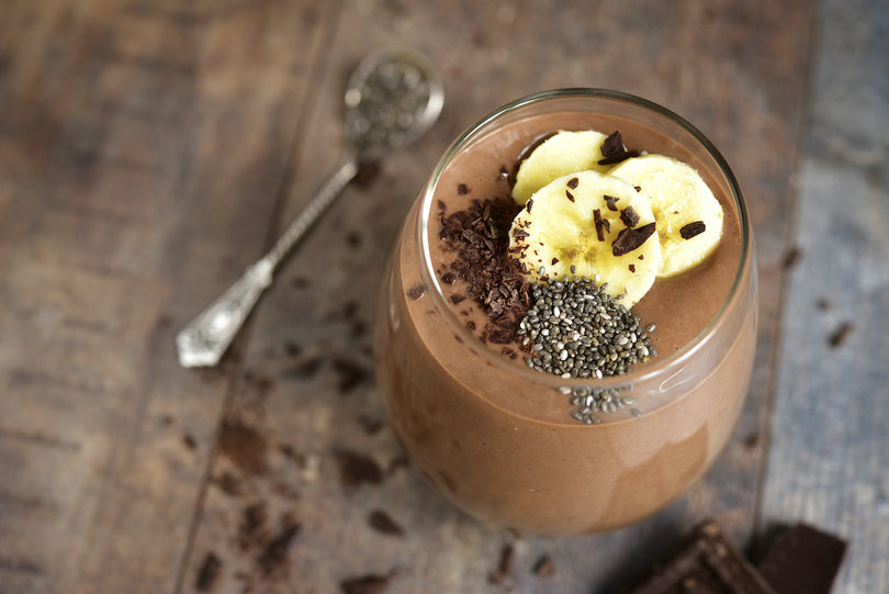 Chocolate Protein Smoothie Recipe