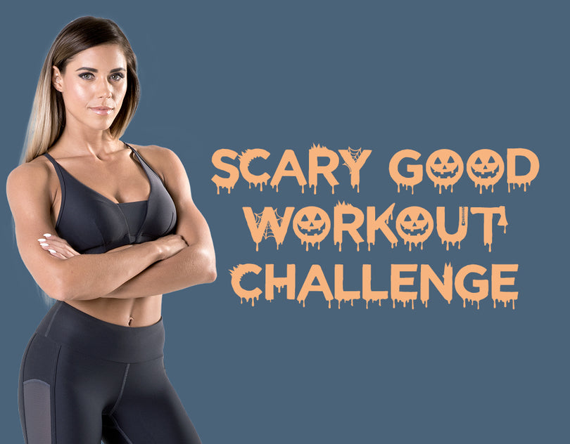Trick or Treat Workout For Halloween