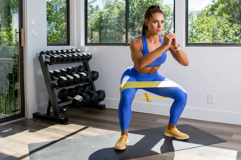 PWR at Home Glutes & Hamstrings Workout