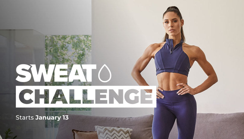 Start 2020 With PWR In The SWEAT Challenge