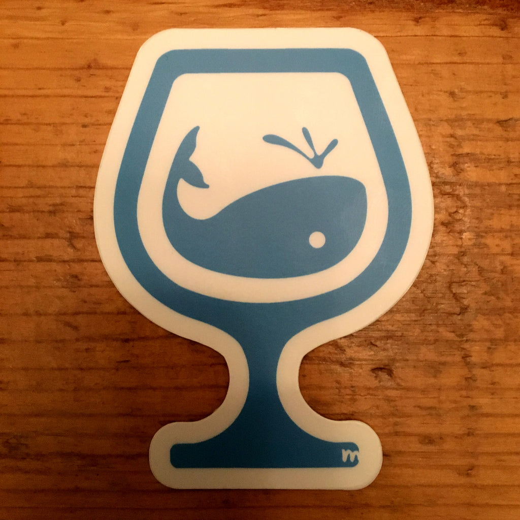 Whalez Sticker