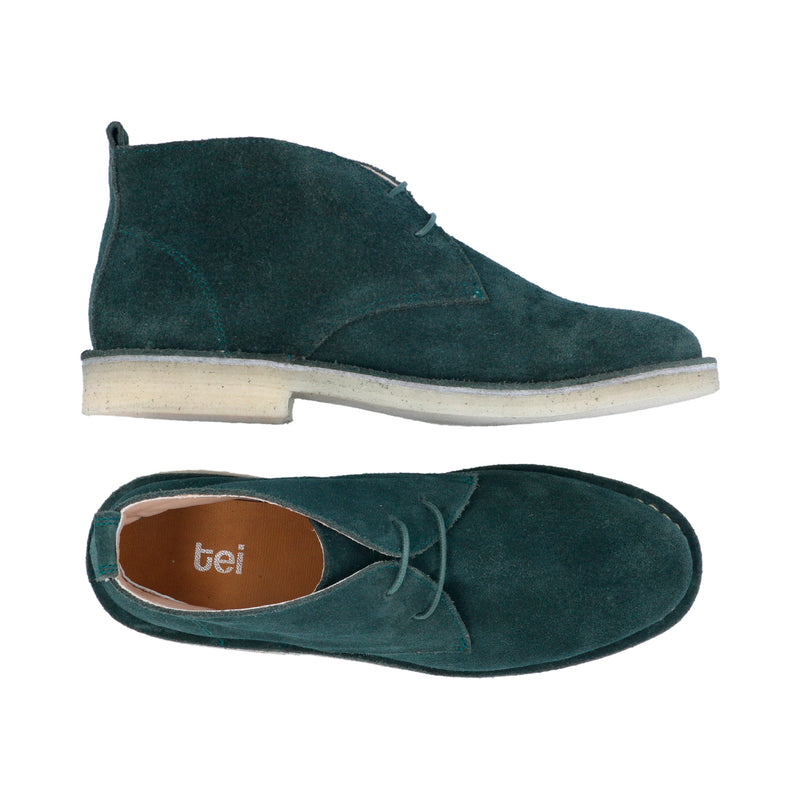 Desert Boots Mujer Carnaza Verde Forest