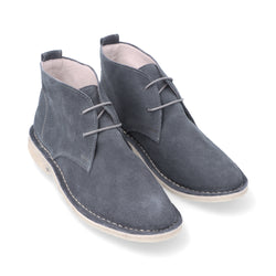 Desert Boots Mujer Fumo