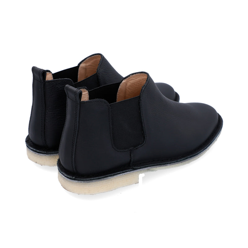 Chelsea Boots Mujer Negro