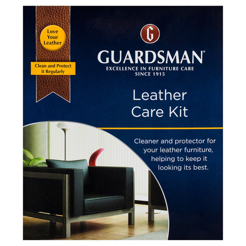 Guardsman 5 year Leather Warranty Cleaner Condition Kit