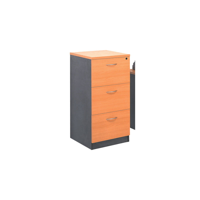 Chandler Home Office 3 Drawer Filing Cabinet