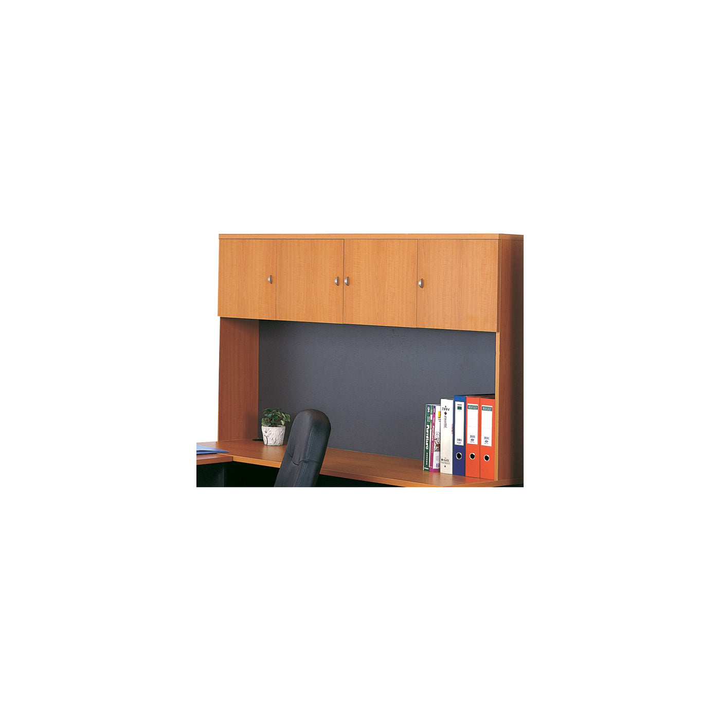 Chandler Home Office Executive Desk Hutch