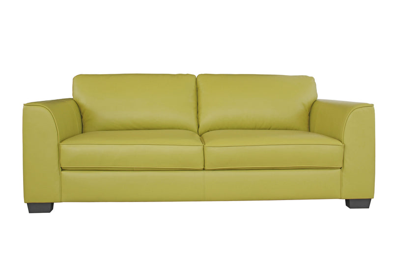 Halifax Leather Sofa