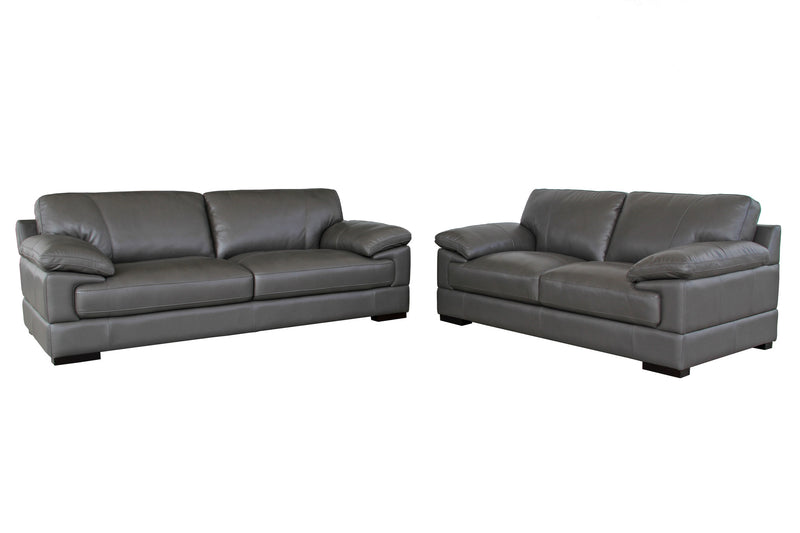 Victoria Leather Sofas