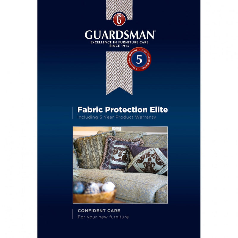 Guardsman Elite Fabric Protection 5 year Product Warranty