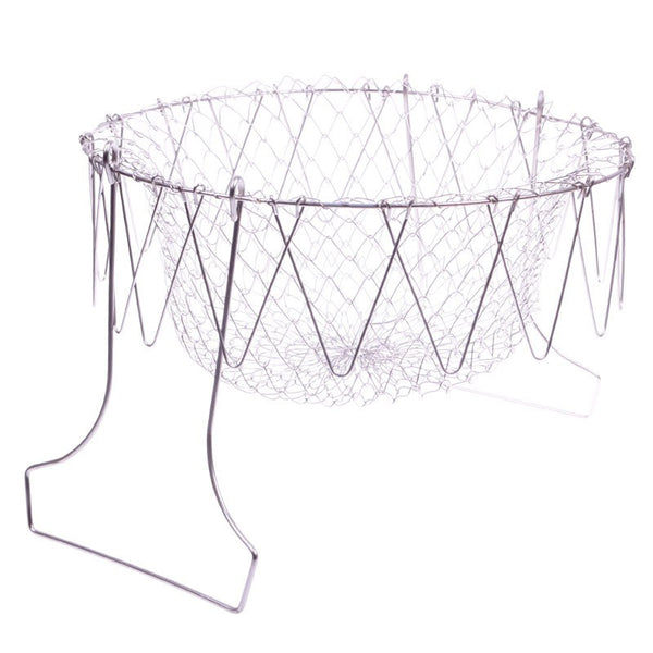In the Pot Colander - Foldable Strainer for Easy Draining in Colander/Strainers