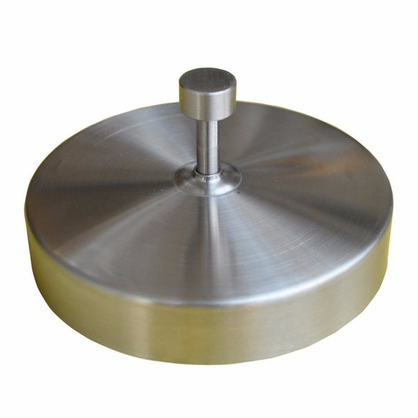 Stainless Steel Hamburger Patty Maker in Molds