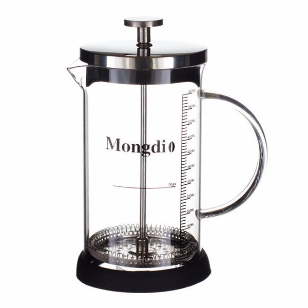 Elegant French Press - Makes a Great Cup of Coffee or Flowering Tea in Coffee Makers
