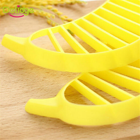 Banana Slicer - Smoothie Lover's Delight in Slicers