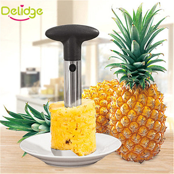 Stainless Steel Pineapple Peeler & Corer in Knives and Peelers
