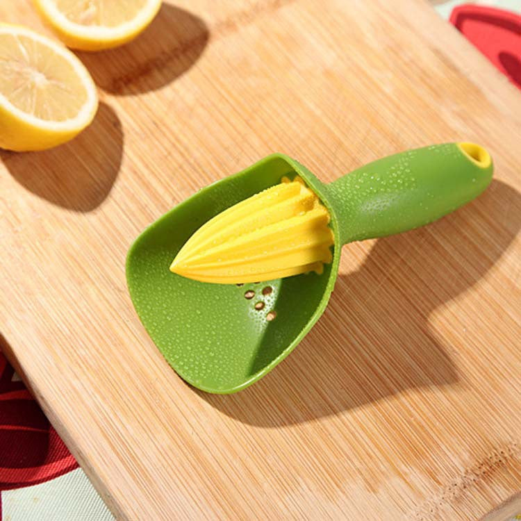 Lemon Reamer with Strainer - Strain the Seeds as You Squeeze in Juicer
