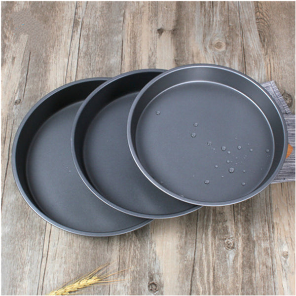 "8"" 9"" or 10"" Round Non-Stick Pans- Carbon Steel in"