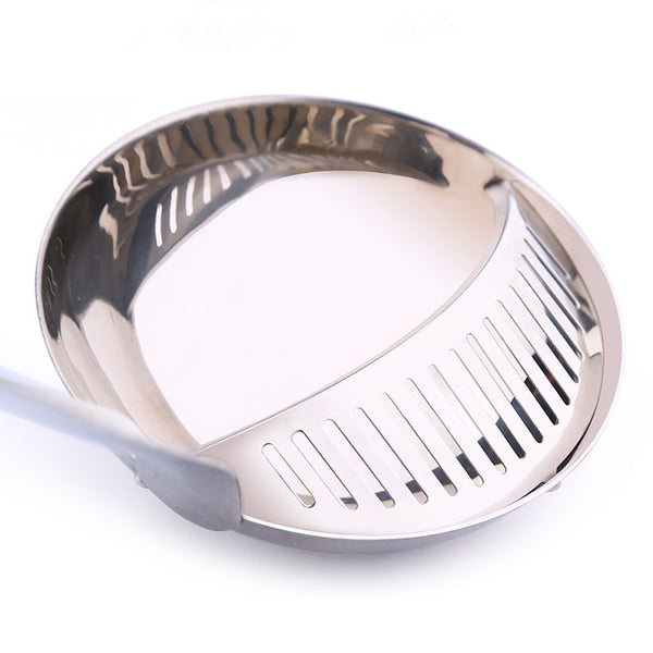 Colander Spoon - Soup Lover's Delight in Kitchen Spoon