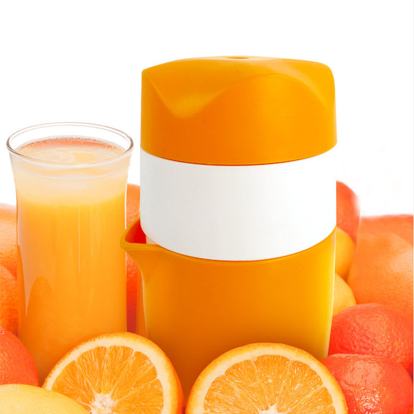 Juicer and Pitcher in One - Orange Juice Lover's Gadget in Juicer