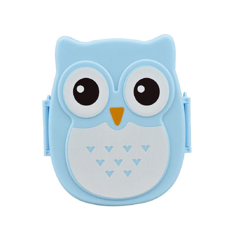 Owl Lunch Box - 4 Styles in