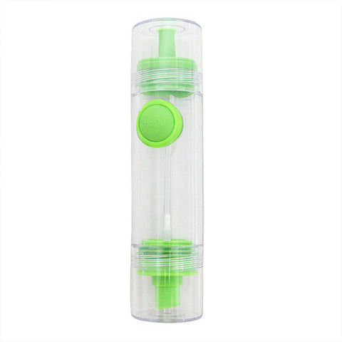 2 in 1 Oil Sprayer and Dispenser - Great for Vinegar and Lemon Juice Too! in Dispenser