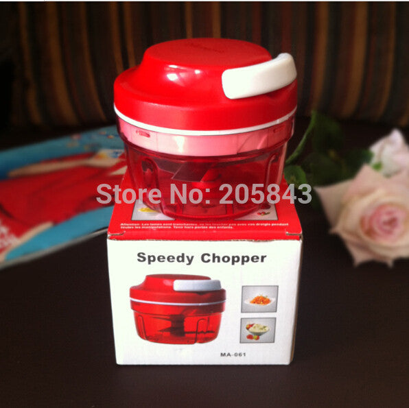 Speedy Chopper - Quick Chopping with Ease in Knives and Peelers