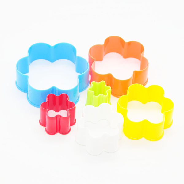 Cookies Cutter Set - Flower Descending in Cutters