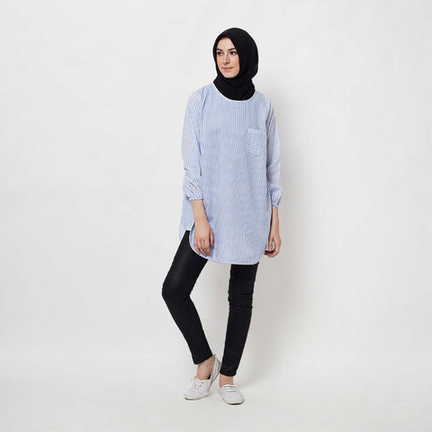 COVERING STORY Vhiana Top Ivory - One Size