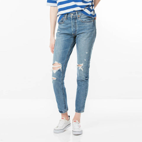 LEVI'S 501 Skinny Jeans - Old Hangouts
