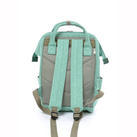 ANELLO Oxford Backpack Medium Green