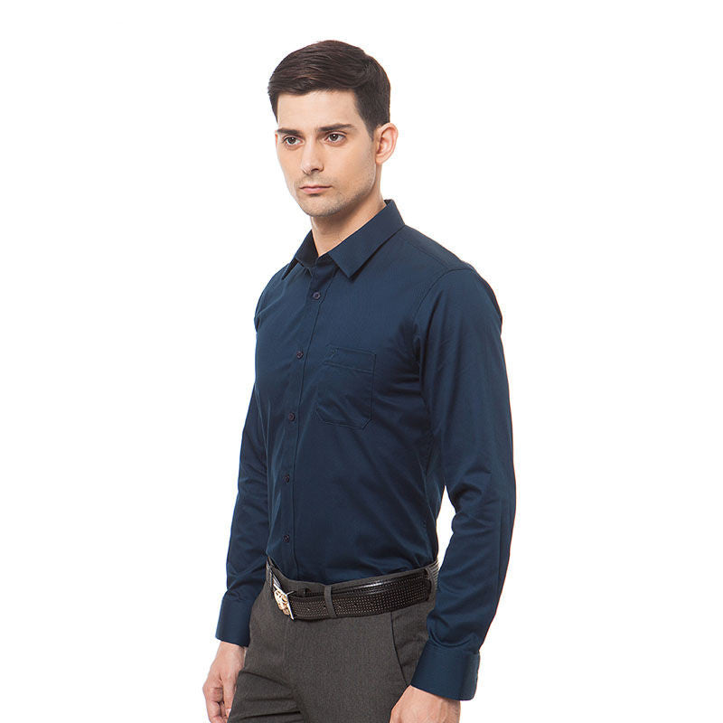 JOBB Gainess Shirt Dark Blue