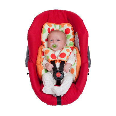 CLEVAMAMA Car Seat Support-2 Strap Cover