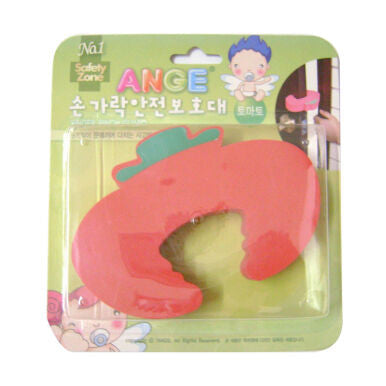 ANGE Finger Pinch Guard - Tomato