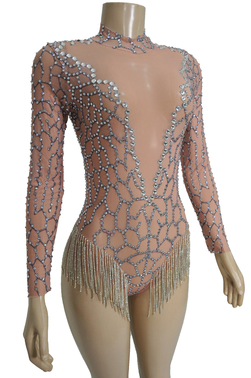 """Lyanna"" Latin Dance Costume"