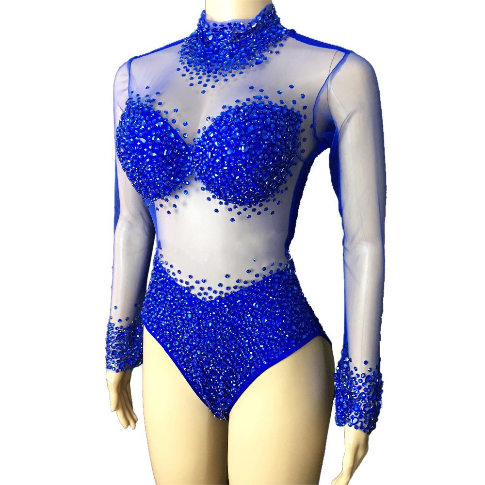 """Scarlet"" performance dance costume"
