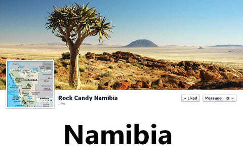 Country Deed for Namibia