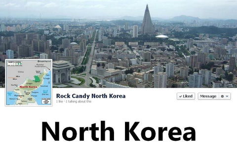 Country Deed for North Korea