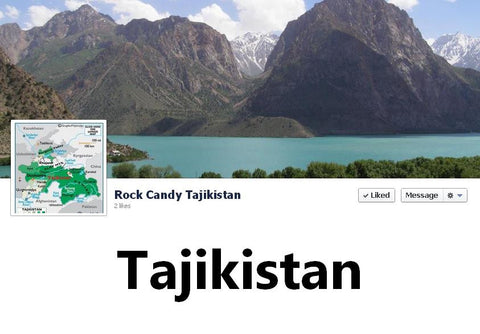 Country Deed for Tajikistan